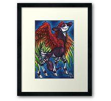 GirlKapi Framed Print