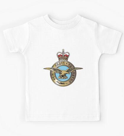 Royal Air Force Badge Kids Tee
