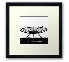 The Halo - Panoptican Framed Print