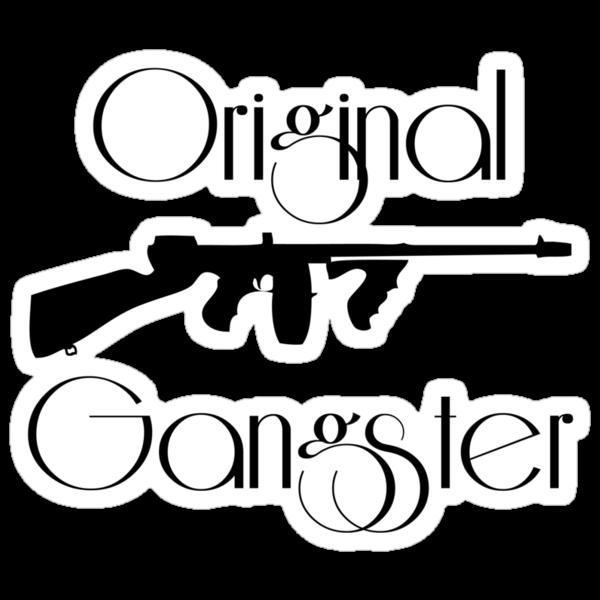 original gangster by TigerStriped