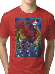GirlKapi Tri-blend T-Shirt