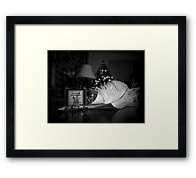 Quill & Ink - New Hobby Framed Print