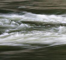 River Waves by montserrat