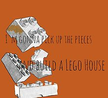 Lego House - Ed Sheeran by TimonPower77
