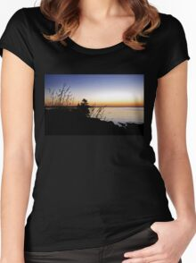 Magnificent Illumination Women's Fitted Scoop T-Shirt