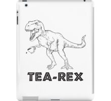 Tea Rex iPad Case/Skin