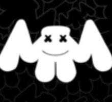 Marshmello Logo Sticker