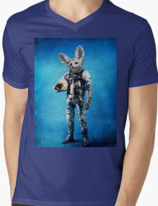 Fennec the captain Mens V-Neck T-Shirt