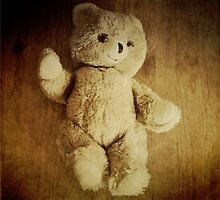 Old Teddy Bear by VictoriaHerrera
