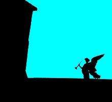 Bernard's Angel by ArtLacoque