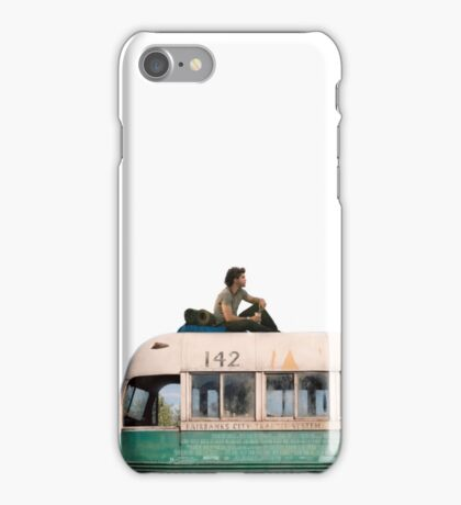 """Happiness is only real when shared"" iPhone Case/Skin"