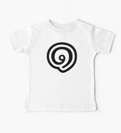 Thailand Number 1 / One / ๑ (Nueng) Thai Language Script Baby Tee