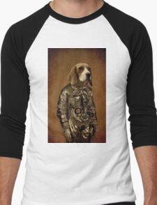 Beagle Men's Baseball ¾ T-Shirt