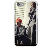 GD & TOP ZUTTER iPhone Case/Skin