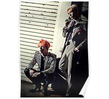 GD & TOP ZUTTER Poster
