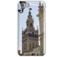 Sevilla - The Giralda  iPhone Case/Skin