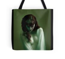 Below Dark Water Tote Bag