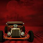 "1925 ""Flat Top"" Dodge Sedan Rat Rod by TeeMack"