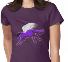 Winged Purple Wolf T-Shirt