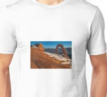 Rock Formation Unisex T-Shirt