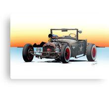 Ford 'Ratzo Ritzo' Rat Rod Metal Print