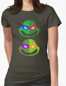 Renaissance Turtle Womens Fitted T-Shirt