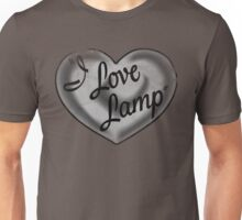"Anchorman - ""I Love Lamp"" #1 Unisex T-Shirt"