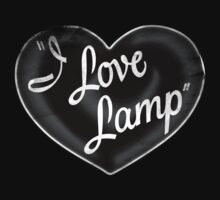 """Anchorman - """"I Love Lamp"""" #2 by Lindsey Butler"""