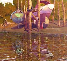 Dry Dock by Cary McAulay