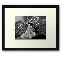 Brilliants water drops - Bad Girls Dreams  and  Desire. Brown Sugar Vintage Art  STORYBOOK.  Views (411) favorited by (1) thank you ! Framed Print