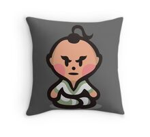 Poo Earthbound Throw Pillow