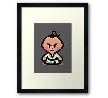 Poo Earthbound Framed Print