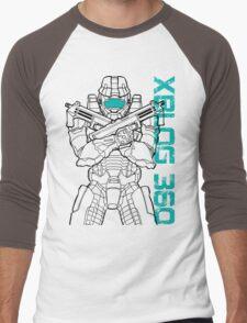 XBlog 360 chief tee Men's Baseball ¾ T-Shirt