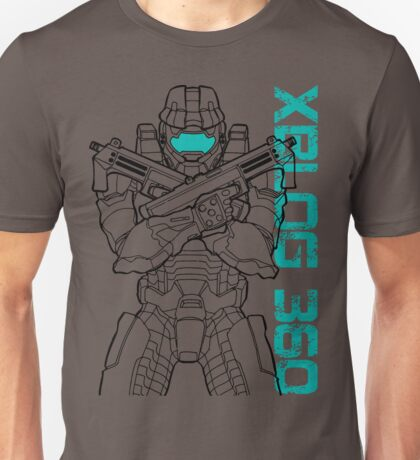 XBlog 360 chief tee Unisex T-Shirt