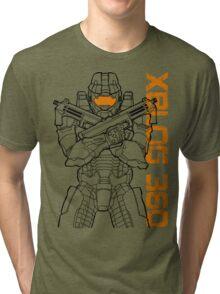 XBlog 360 chief tee v2 Tri-blend T-Shirt