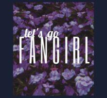 Let's Go Fangirl Kids Tee