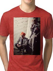 GD & TOP ZUTTER Tri-blend T-Shirt