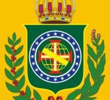 Império do Brasil - Empire of Brazil Sticker
