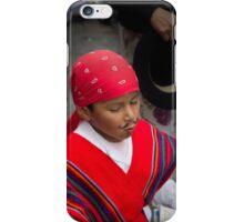 Cuenca Kids 653 iPhone Case/Skin