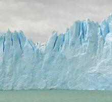 Sky Glacier Water by Valerie Rosen