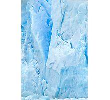 Glacial Abstract Photographic Print