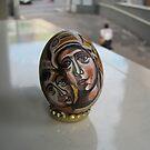 Madonna Egg by MegJay
