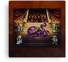 Ultros Opera Canvas Print