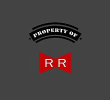 Property of Red Ribbon Army by MexicanMines