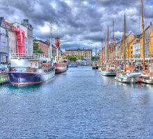 DK Nyhavn 2 by Frostworld