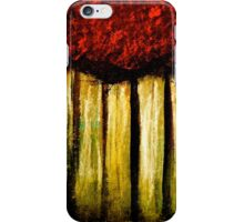 Trees...Capturing Light iPhone Case/Skin