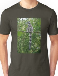 Ring-tailed Lemur Unisex T-Shirt