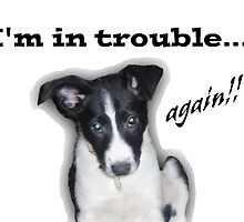I'm in Trouble... Again!!! by SusieJM
