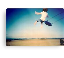 Lomo - And then you let go... Metal Print