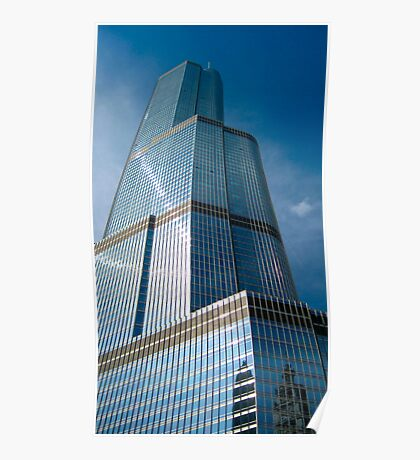 Trump International Hotel And Tower Poster